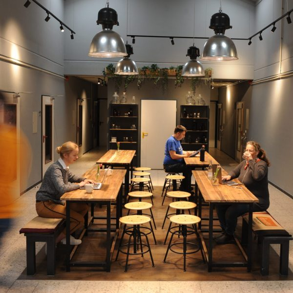 Cafe Bereich